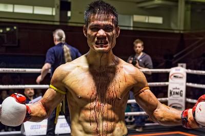 Thaiboxing Night Helsinki -2013