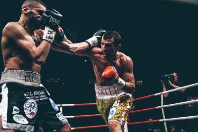 Metro Areena Boxing Fight Night - 2016